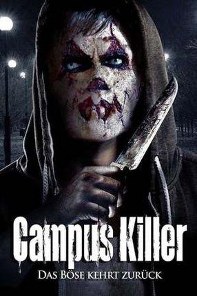Poster: Campus Killer - Das Böse kehrt zurück
