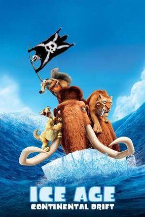 Poster: Ice Age 4 - Voll verschoben