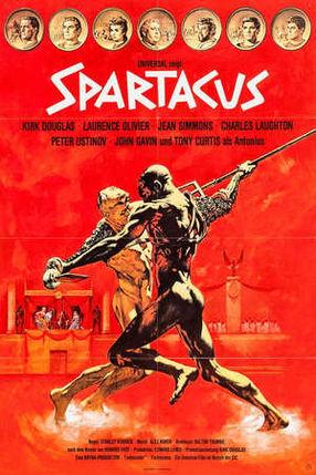Poster: Spartacus