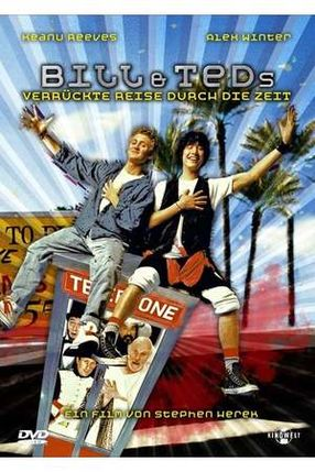 Poster: Bill & Teds verrückte Reise durch die Zeit