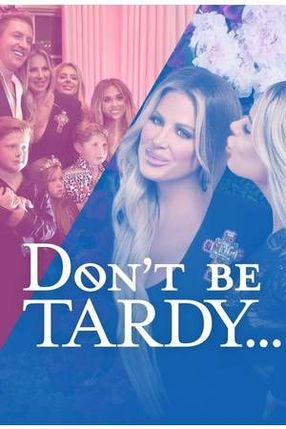 Poster: Don't Be Tardy