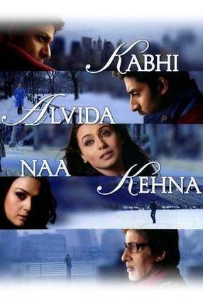 Poster: Kabhi Alvida Naa Kehna - Bis dass das Glück uns scheidet