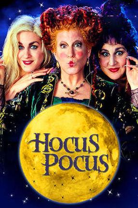 Poster: Hocus Pocus