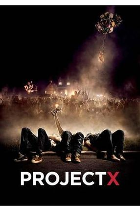 Poster: Project X