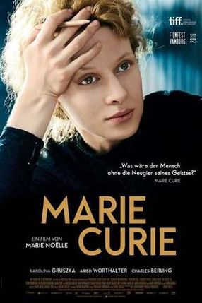 Poster: Marie Curie