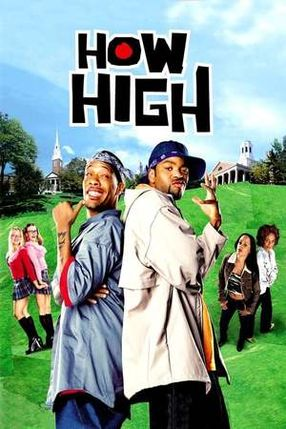 Poster: So High