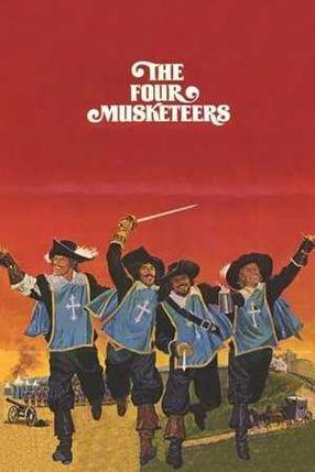Poster: Die vier Musketiere
