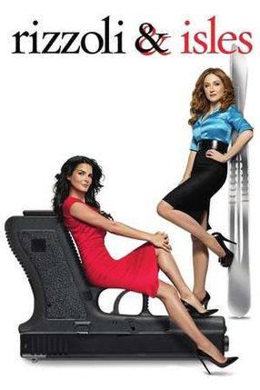 Poster: Rizzoli & Isles