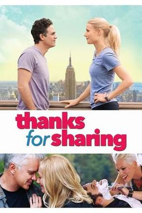 Poster: Thanks for Sharing - Süchtig nach Sex
