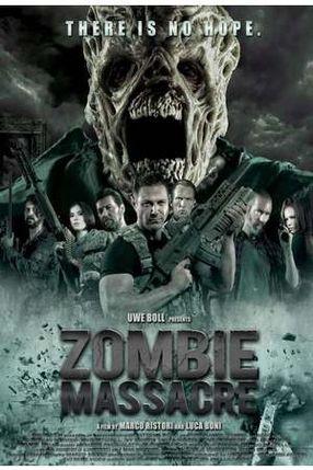 Poster: Zombie Massacre
