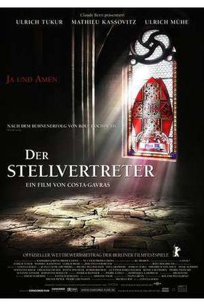 Poster: Der Stellvertreter