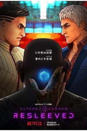 Poster: Altered Carbon: Resleeved