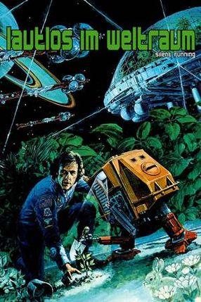 Poster: Lautlos im Weltraum