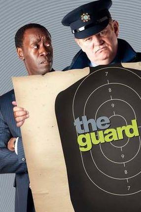 Poster: The Guard - Ein Ire sieht schwarz