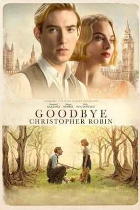 Poster: Goodbye Christopher Robin