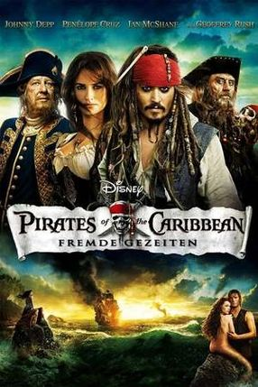 Poster: Pirates of the Caribbean - Fremde Gezeiten