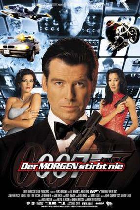 Poster: James Bond 007 - Der Morgen stirbt nie