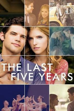 Poster: The Last 5 Years