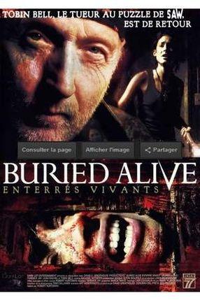 Poster: Buried Alive - Lebendig begraben