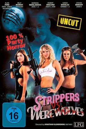 Poster: Strippers Vs. Werewolves