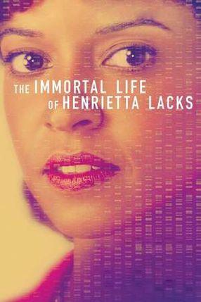 Poster: The Immortal Life of Henrietta Lacks