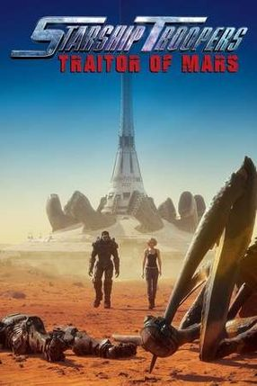 Poster: Starship Troopers: Traitor of Mars