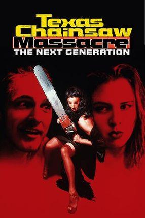 Poster: Texas Chainsaw Massacre - Die Rückkehr