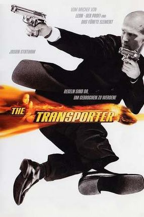 Poster: The Transporter