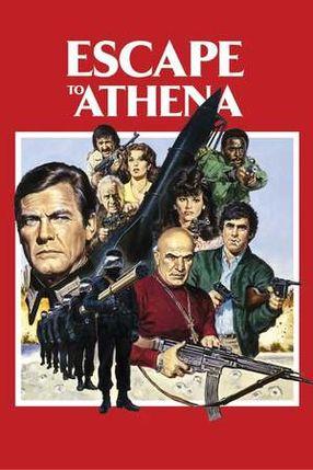 Poster: Flucht nach Athena