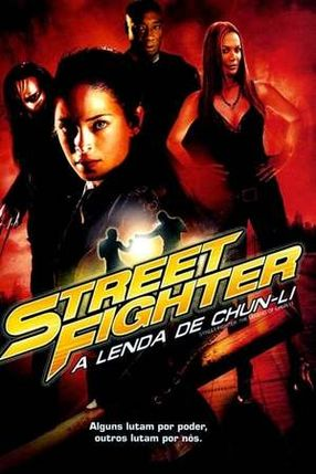 Poster: Street Fighter: Die Legende von Chun-Li