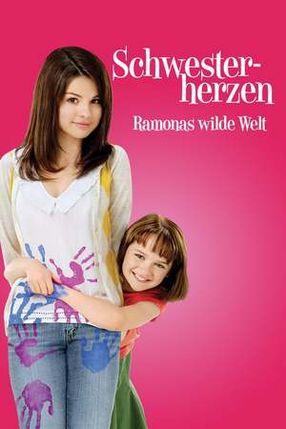 Poster: Schwesterherzen - Ramonas wilde Welt