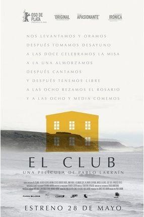 Poster: El club