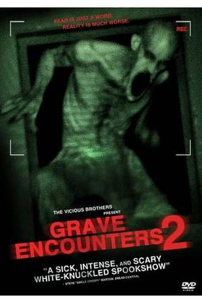 Poster: Grave Encounters 2