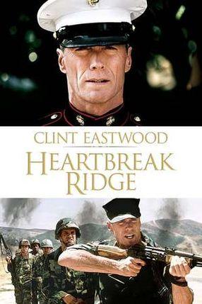 Poster: Heartbreak Ridge
