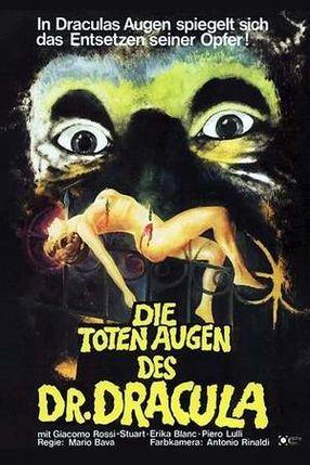 Poster: Die toten Augen des Dr. Dracula