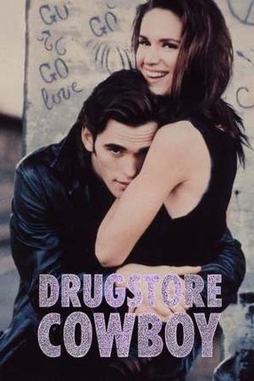Poster: Drugstore Cowboy
