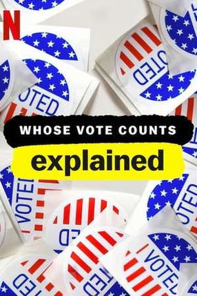 Poster: Whose Vote Counts, Explained