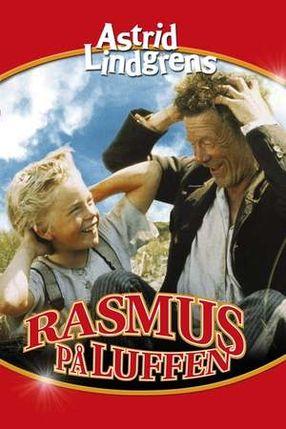 Poster: Rasmus und der Vagabund