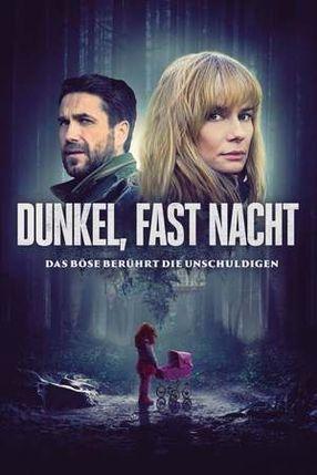 Poster: Dunkel, fast Nacht