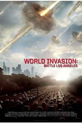 Poster: World Invasion: Battle Los Angeles