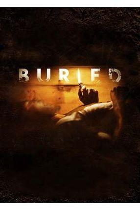 Poster: Buried - Lebend begraben