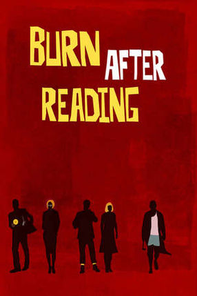 Poster: Burn After Reading