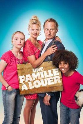 Poster: Familie zu vermieten