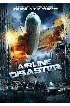 Poster: Airline Disaster – Terroranschlag an Bord