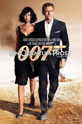 Poster: James Bond 007 - Ein Quantum Trost