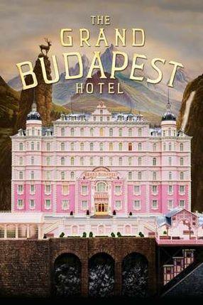 Poster: Grand Budapest Hotel