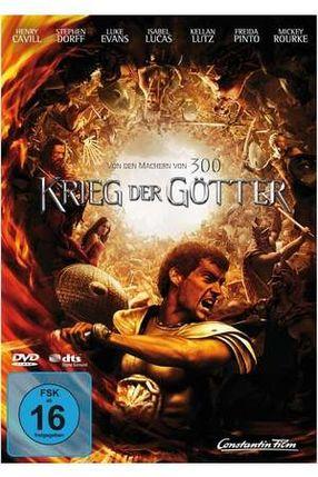 Poster: Krieg der Götter