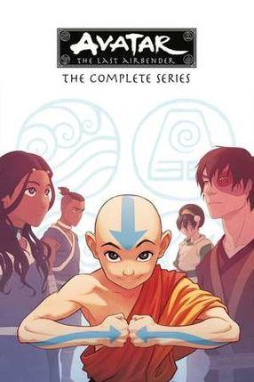 Poster: Avatar - Der Herr der Elemente