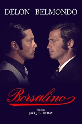 Poster: Borsalino