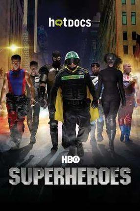 Poster: Superheroes - Voll echte Superhelden